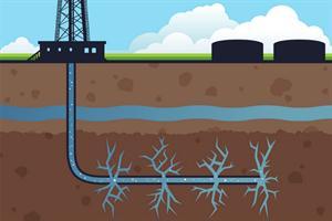 La cuestionada metodología del fracking. Foto: Archivo