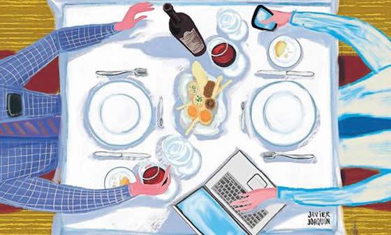 Recursos Humanos - Comidas de trabajo - Almuerzo laboral